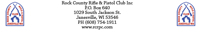 Rock County Rifle and Pistol Club